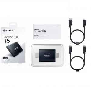 Samsung T5 Portable SSD - 1TB - USB 3.1 External SSD