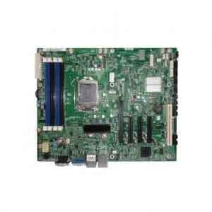 DBS1200BTLR Intel Xeon Socket-LGA1155DDR3 ECC UDIMM ATX Server Motherboard