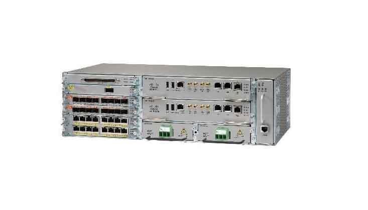 A903-RSP1A-55 Cisco ASR 903 Route Switch Processor 1, Base Scale
