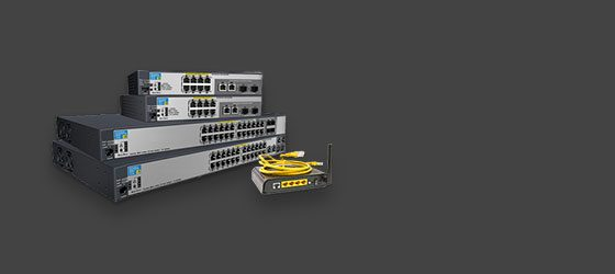 new and refurbished network switches